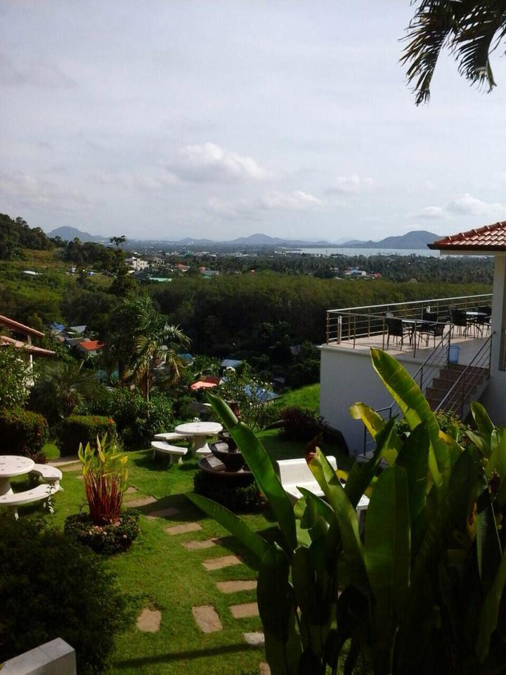 Sea View Resort Phuket Thailand