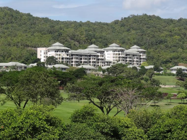 Golf Course and Rural Views – Hua Hin